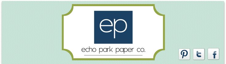 Home | echo park paper co.