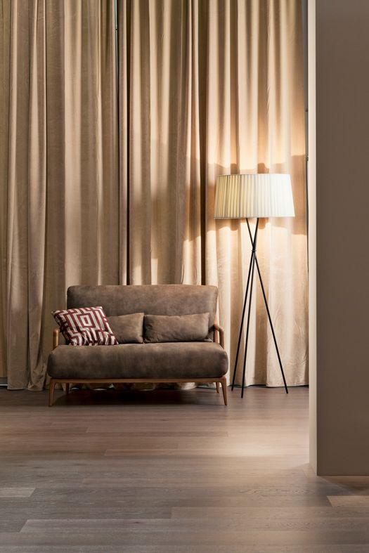 Loveseat INDIGO designed by Leonardo Dainelli