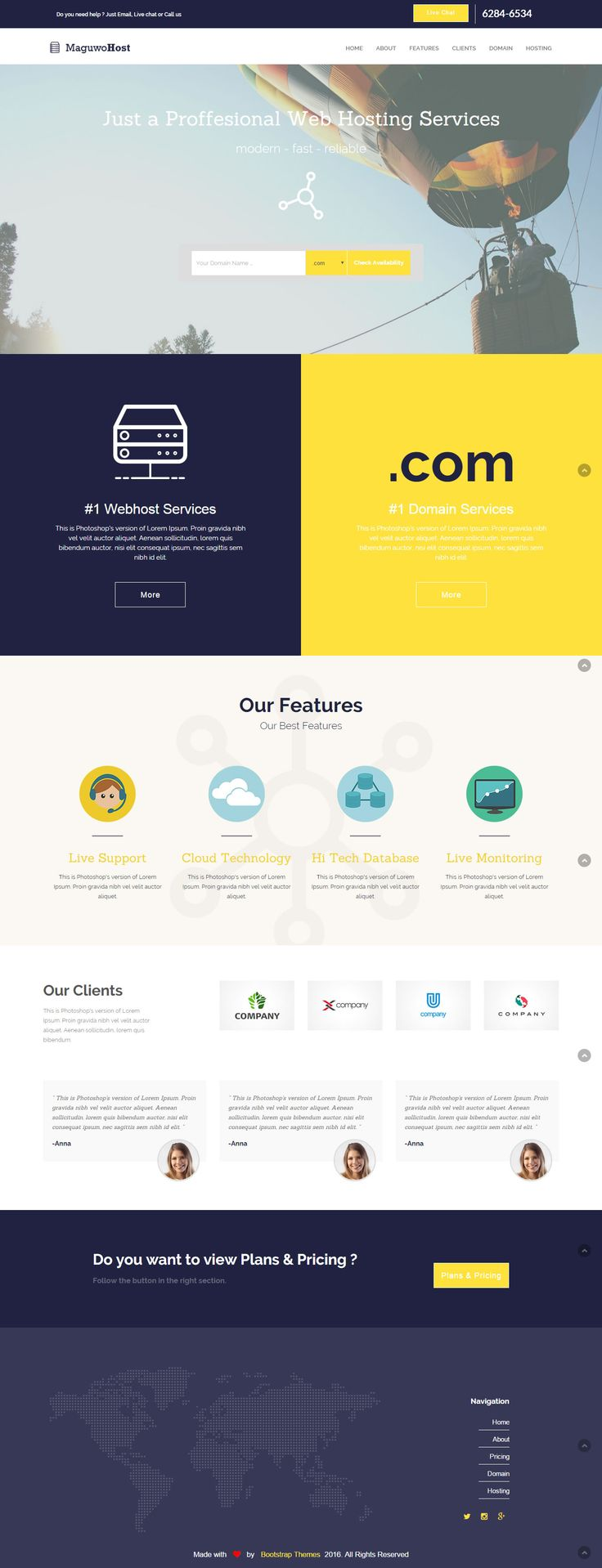 We have created Free Html  hosting Website. You can download the HTML for your next hosting project !       #Free #html #website #template #hosting #responsive #css #css3 #html5 #design