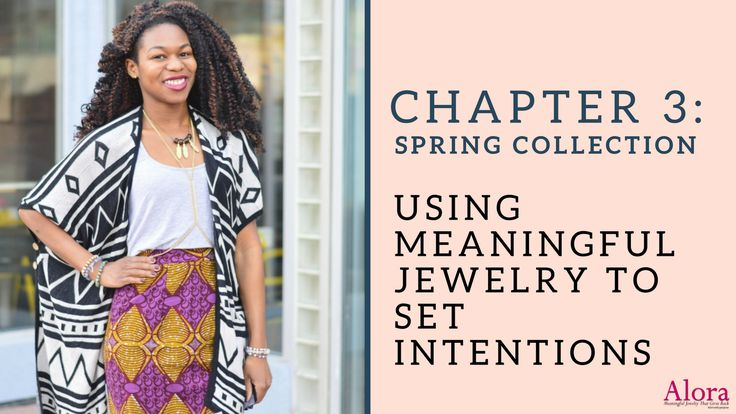 Meaningful Intentional Jewelry That Gives Back - Living with Intention and Purpose