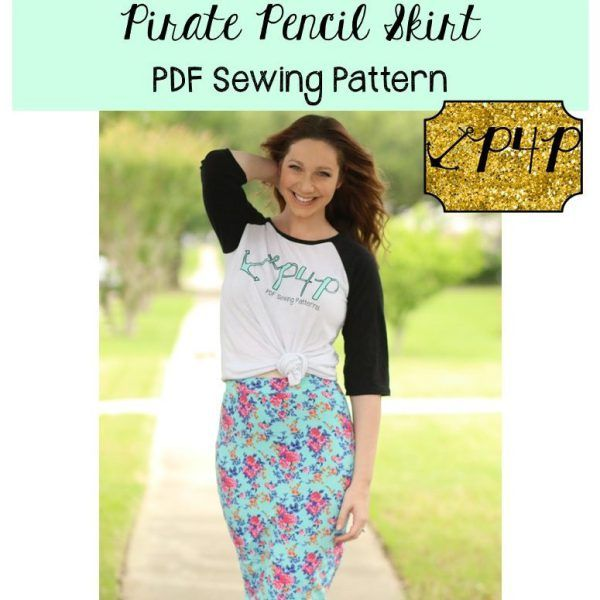 Pirate Pencil Skirt -Need to join the group to get the special code to get it free