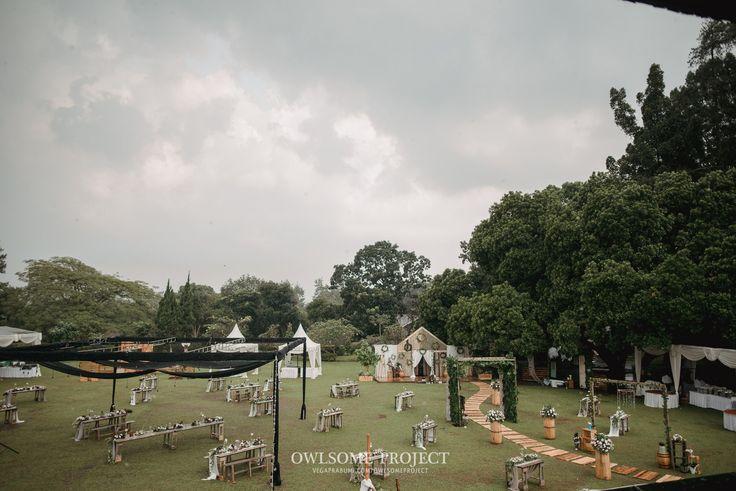 Pernikahan Outdoor ala Dhanita dan Erik di Bumi Sangkuriang - owlsome (310 of 443)