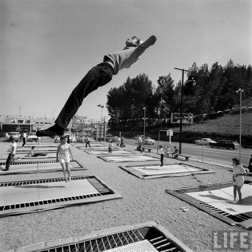 17 best images about trampoline b w on pinterest parks plays and 1960s. Black Bedroom Furniture Sets. Home Design Ideas