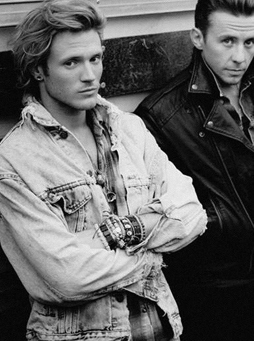 Dougie Poynter and Danny Jones