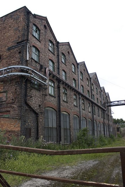 Pilkington S Glass Works To South Of Watson Street St