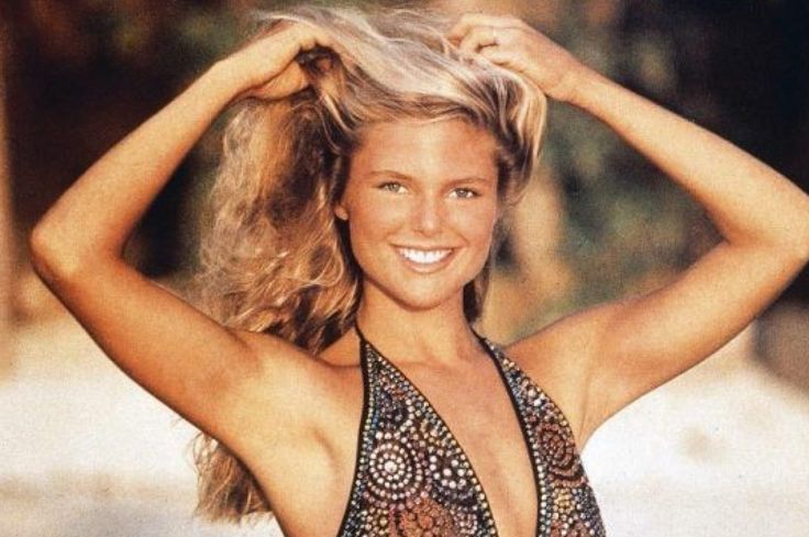 Christie Brinkley, a gorgeous and successful 59-year-old former supermodel who still poses in swimwear, must have confidence through the roof, right? Description from pinterest.com. I searched for this on bing.com/images