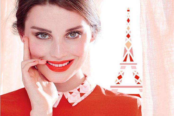 Bourjois présente sa nouvelle collection de maquillage en collaboration avec la styliste Elise Chalmin Paris Poppy Chic #Bourjois #styliste #EliseChalmin #maquillage #ParisPoppyChic #monvanityideal. Pour en savoir plus www.monvanityideal.com