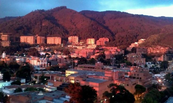 Bogot? @5:45 PM