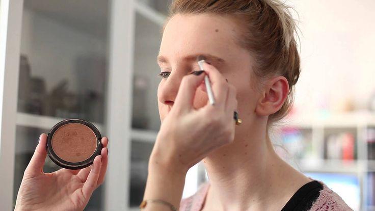 Jak zrobić makijaż DZIENNY / tutorial / Monika Butryn / www.lilylife.pl