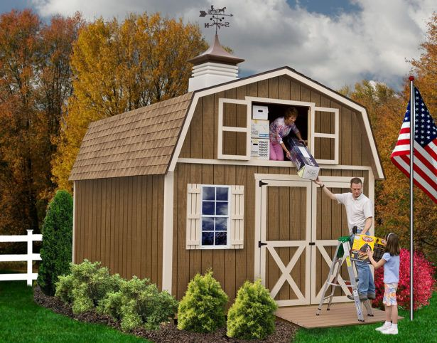 The 25+ Best Garden Shed Kits Ideas On Pinterest | Storage Shed