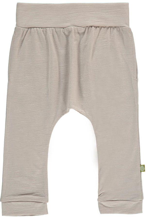 Nui Organic Merino Wool Harem Trousers