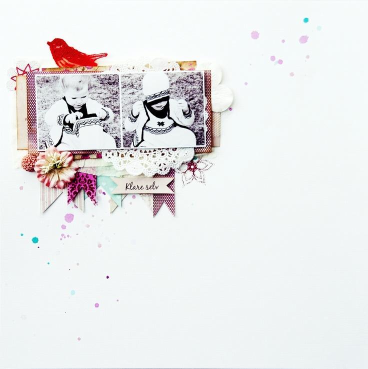 17 besten Scrapbook Bilder auf Pinterest | Banner, Scrapbooks und ...