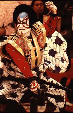 Val says...: Japanese Kabuki