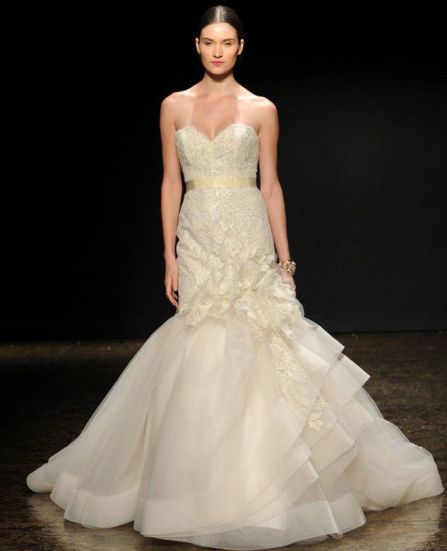 Lazaro Wedding Dresses: Lazaro Fall 2014 Wedding Dresses