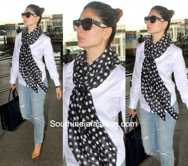 Kareena Kapoors Travel Look photo