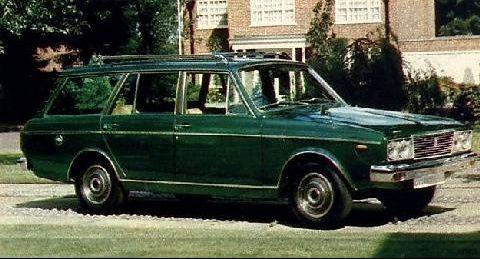1975 Humber Sceptre Estate Car