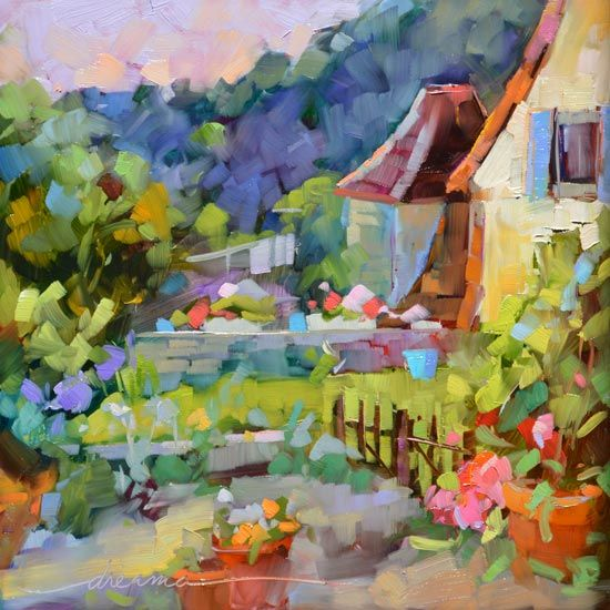 Backyard France