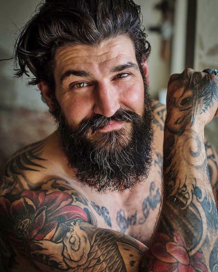 Hairy tattoos