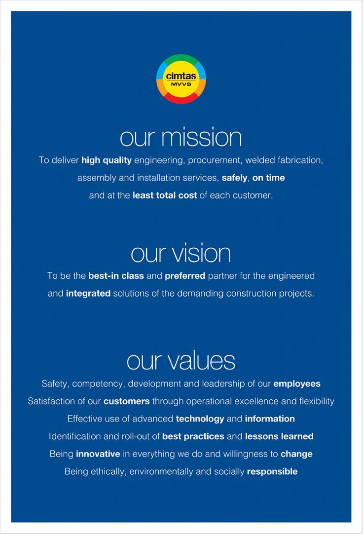 mission vision value jcpenney Mission, vision and values  we are committed to the generation of value and long term future for customers, providers, employees, society and shareholders.