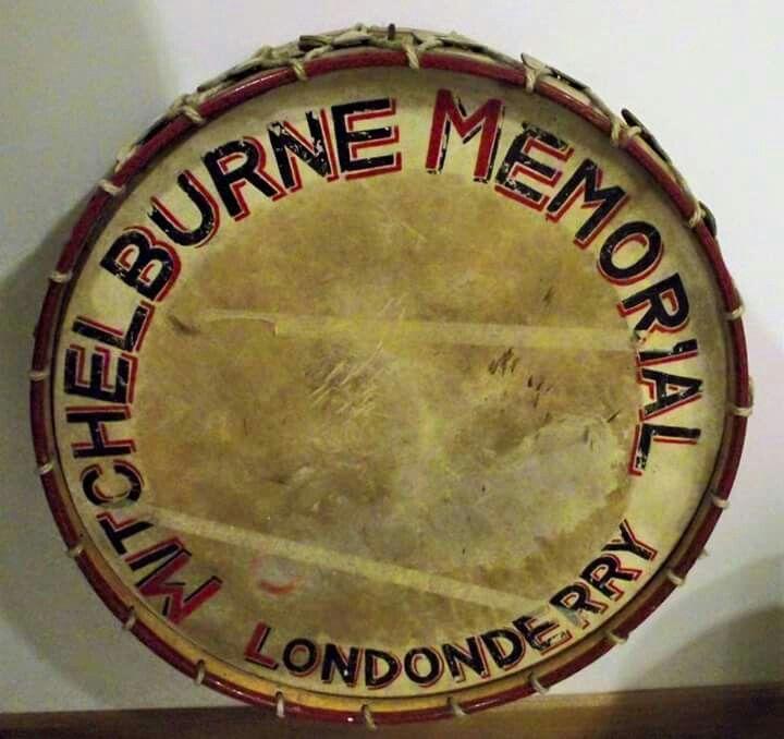 Mitcheburne Memorial Londonderry