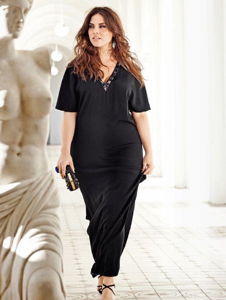 TOP 10 Black Dresses for plus size women