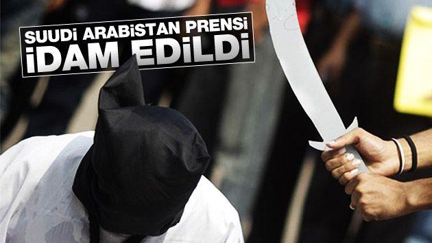 Suudi Arabistan prensi idam edildi  http://www.ilkelihaber.com/suudi-arabistan-prensi-idam-edildi/