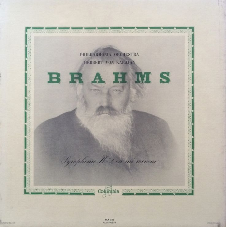 Herbert von Karajan - BRAHMS