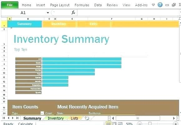 Free Excel Inventory Template Templates Page Layout Excel