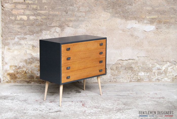 PRODUITS « GENTLEMEN DESIGNERS, Mobilier vintage, made in France