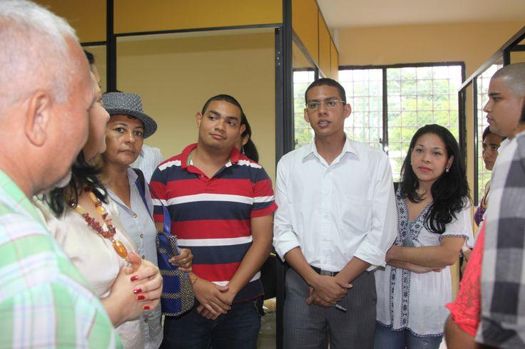 Consultorio Jurídico del Carmen de Bolívar termina su primera fase. #Derecho #ConsultorioJuridicodeDerechoyDesplazamiento