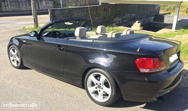BMW 120 cabrio preços usados