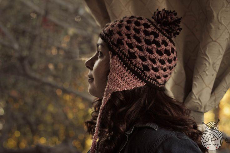 Gorro crochet, Las Albornoz