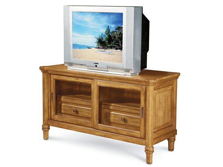 ART Furniture Living Room Plasma Console 145418 2608   The Village Shoppe    Yakima,