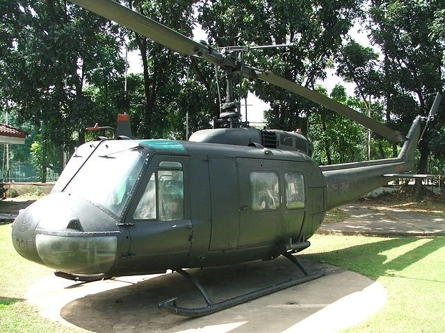 """Philippine Air Force (PAF) has taken delivery of four new UH-1 Huey multi-mission helicopters at Clark Air Base in Pampanga.   Philippines defence secretary Voltaire Gazmin told the Inquirer that the four new UH-1 Hueys are part of the 21 combat utility helicopters being acquired as part of the PAF's modernisation programme.   """"The four helicopters are being assembled so they can be displayed during the Air Force anniversary,"""" Gazmin said.   The PAF will celebrate its 67th anniversary on 1…"""