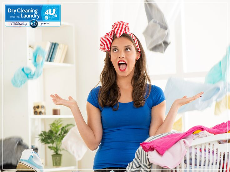 Do you love/hate doing laundry? Share a gif in the comments section that best represents you doing laundry.