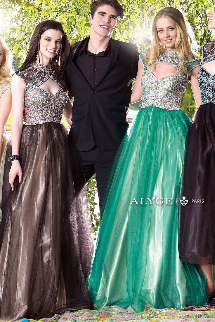 99 best Alyce-Paris Prom dress 2015 images on Pinterest | Prom ...