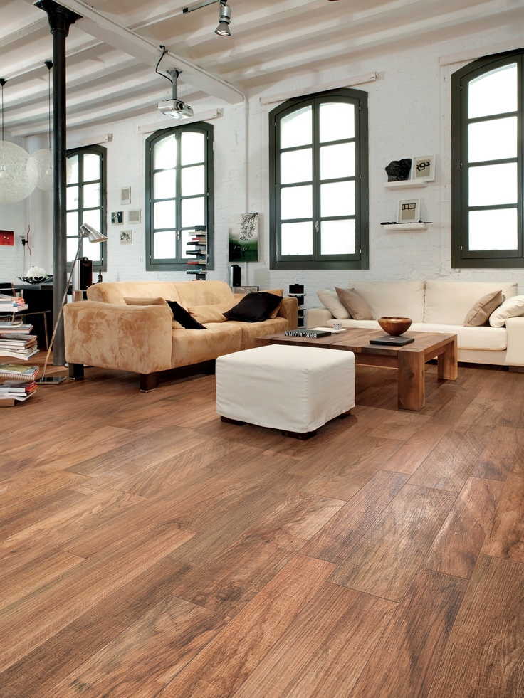 Porcelain Wood Tile Floors   I Love The Color And Style Of This Flooring.  Also A Lot More Durable / Low Maintenance Than Actual Timber Part 77