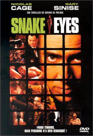 Amazon.fr - Snake Eyes - Nicolas Cage, Gary Sinise, Carla Gugino, Stan Shaw, Kevin Dunn, John Heard, Brian De Palma : DVD & Blu-ray