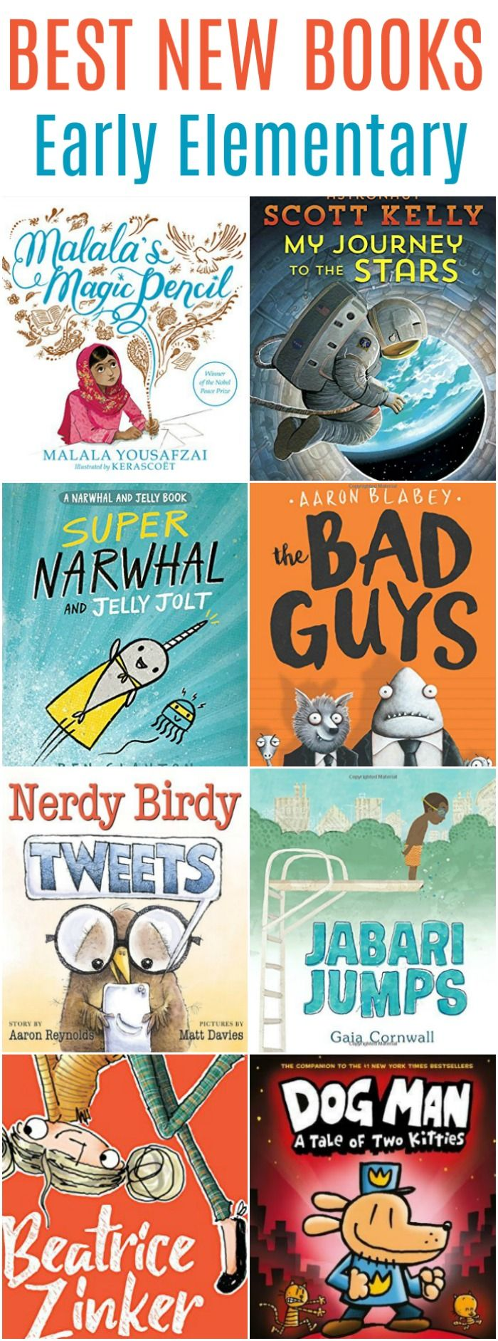 Best New Childrens Books of the Year! (Early Elementary) | Mommy Evolution #kidlit #childrensbooks #reading #chapterbooks #picturebooks