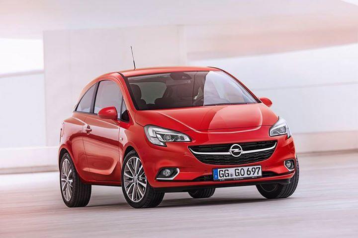 Fifth-generation #Opel Corsa