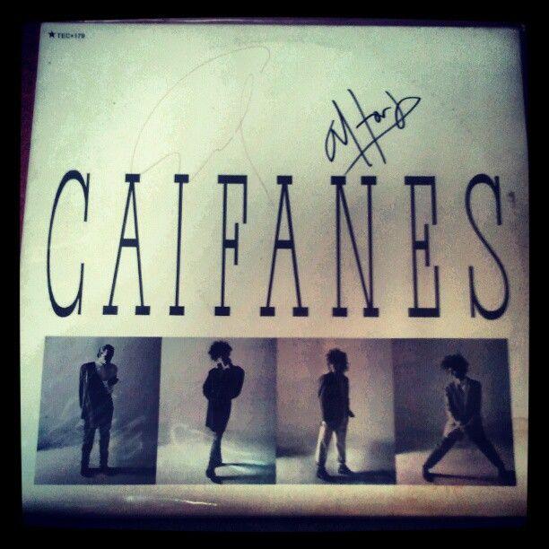 Caifanes Mateneme Porque Me Muero 1988 Sencillo TEC-179 33 RPM #Caifanes #Vinyl