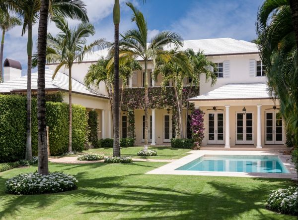Calling it Home: Palm Beach Real Estate