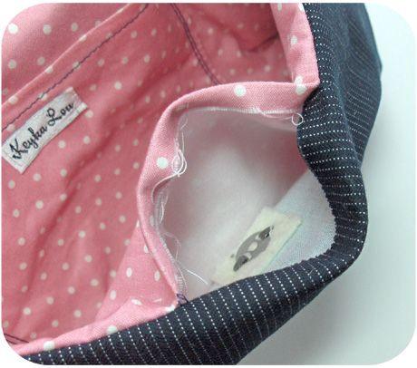 astuces couture sacs