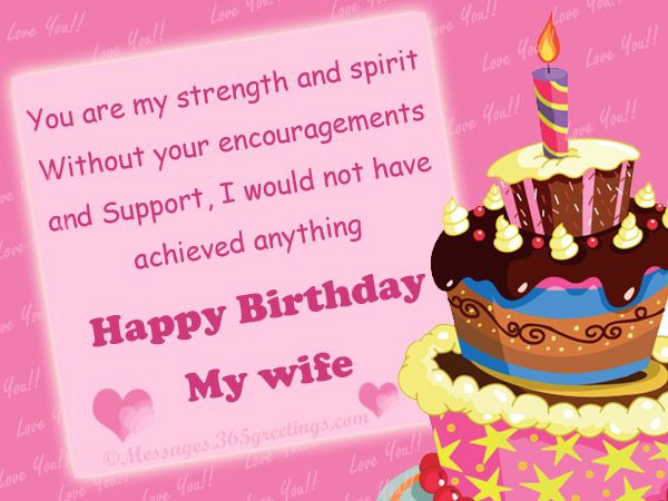 Happy Birthday Message In Zulu ~ Birthday wishes for wife holiday messages and birthdays