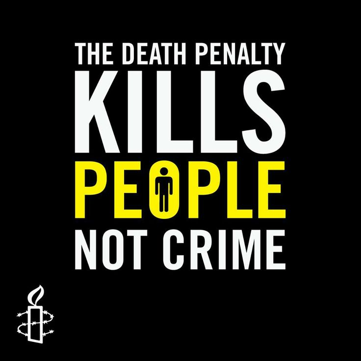 capital punishment to kill or not