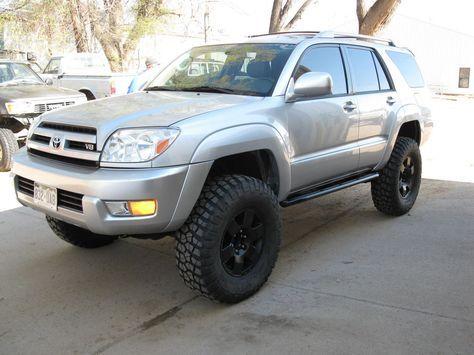 4Runner Off Road | Home :: fabrication :: full turn key vehicles :: 2004 Toyota 4runner