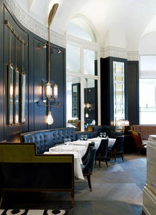 massimo restaurant & oyster bar . london