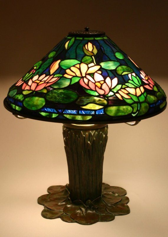 I love Tiffany lamps