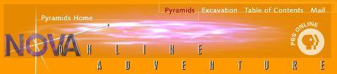 NOVA Online: Pyramids—scale model