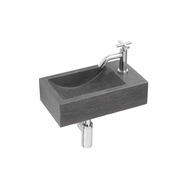 Tegelrijk Online Tegels | Vloertegels, Wandtegels & Mozaïektegels - Hardstenen fonteinset Aiko | hardstenen | fonteinset | aiko | tegelrijk